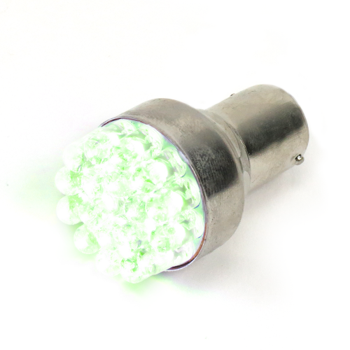 Super Bright Green 1156 Led 12v Bulb instructions, warranty, rebate