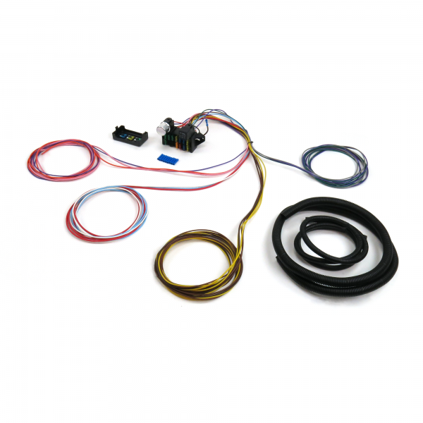 Wiring Harness Clean Up : Keep it clean fuse wire harness system