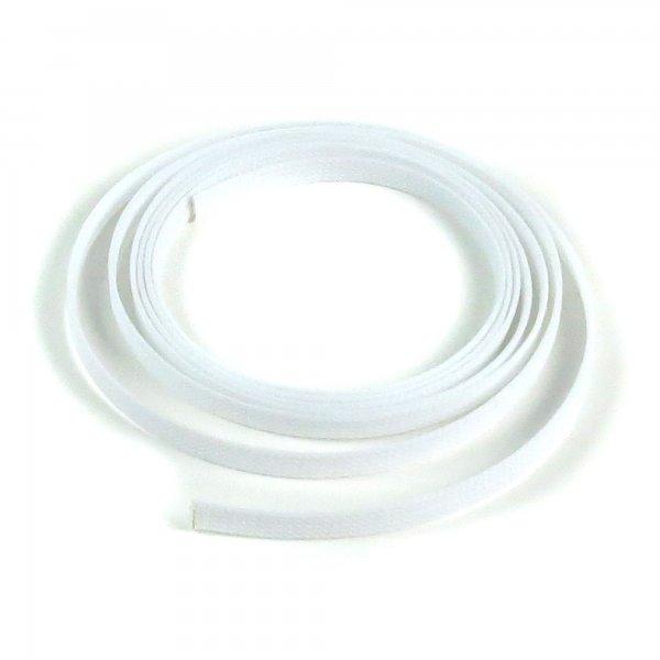 "1/4"" White Ultra Wrap Wire Loom - 10 Feet || Keep It Clean Wiring"