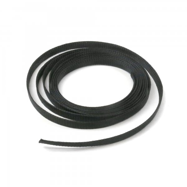 "1/4"" Black Ultra Wrap Wire Loom - 10 Feet || Keep It Clean Wiring"