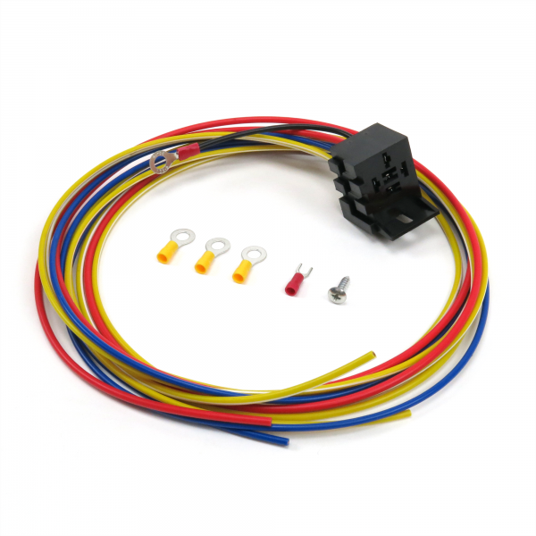 Awesome Universal Relay Harness Kit Keep It Clean Wiring Wiring Database Redaterrageneticorg