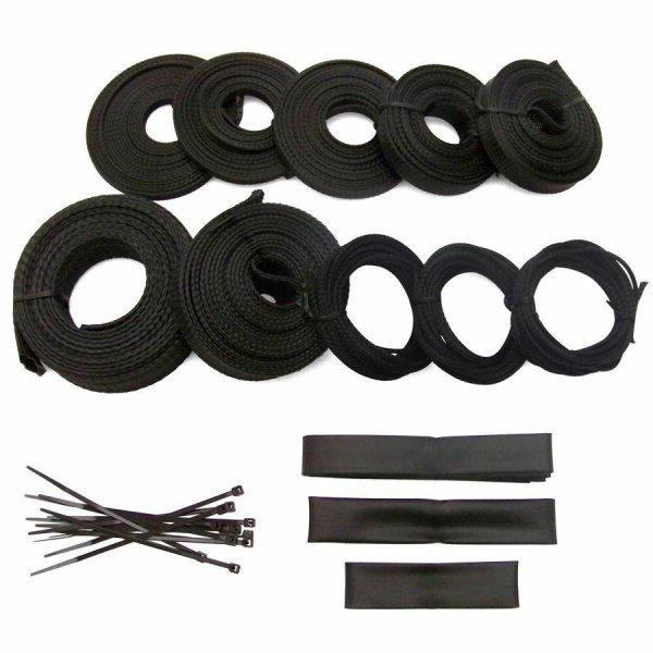 Ultra Wrap Fuel Injection Engine Harness Loom Kit || Keep It Clean WiringKeep It Clean Wiring
