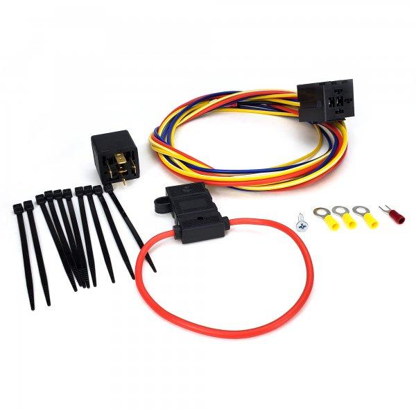 high beam headlight relay kits 88 98 gm keep it clean wiring gm headlight assembly high beam headlight relay kits 88 98 gm
