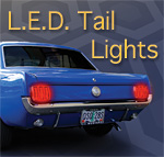 L.E.D. Tail Lights